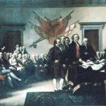 アメリカ人の銃所持は、独立宣言で保障されている