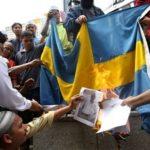 スウェーデンが移民で大変なことになっている