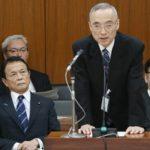財務省は、阿部総理を守るために公文書を改ざんしたわけではない