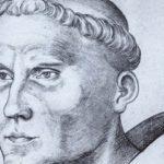 ルターは、カトリックの修道士になったが、教義に疑問を感じた