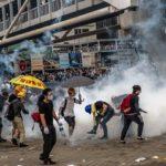 香港のデモは、「民主主義を守るため」ばかりではない