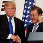 トランプ大統領も、文在寅が自国の国益を損なおうとしていることに、気づいているようだ