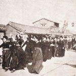 朝鮮人は、日本との併合を歓迎していた