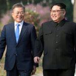 南北朝鮮が、対等な関係で統一されることはない