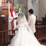 キリスト教の結婚式