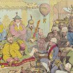 大アジア主義は、江戸時代の社会体制を前提として考え出された