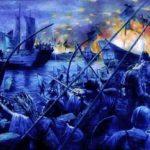 日本は、白村江の敗戦で支那の脅威を実感した