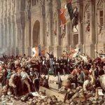 保守系野党が軍人たちに賛同し、フランスが分断